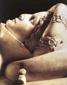 ilaria_d-282x360 Mormantul Ilariei del Carretto (detaliu), Jacopo della Quercia